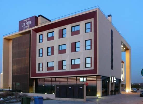 HOTEL ARTES PINTO