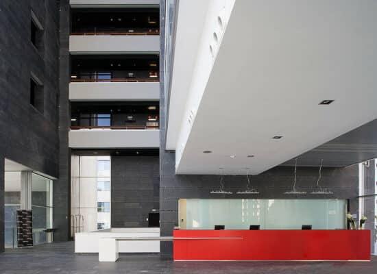 hotel atrium madrid