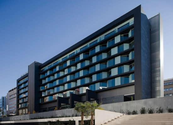 HOTEL ILUNION ATRIUM madrid